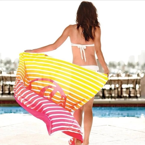Victoria's Secret Other - NWT Victoria's Secret Beach Blanket Neon